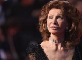 """На 81 години София Лорен рекламира нов парфюм на """"Dolce & Gabanna"""""""