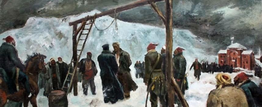 УТРЕ: Отбелязваме 145 г. от гибелта на Васил Левски