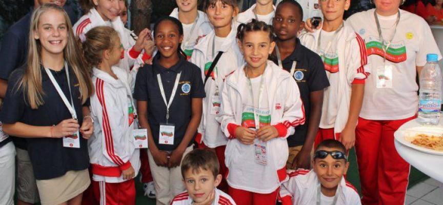 """Медалистите на СК """"Шампион"""" ще участват в контрола на Националния отбор по модерен петобой"""