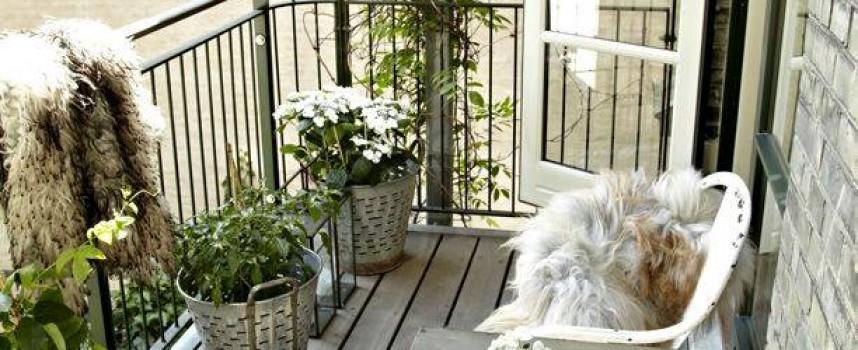 Балконът – място за отдих или вехтошарник