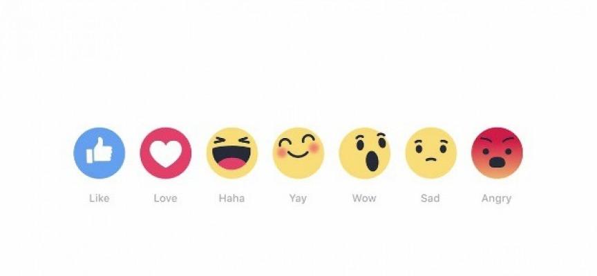 От днес: Нови емотикони ползваме във фейсбук