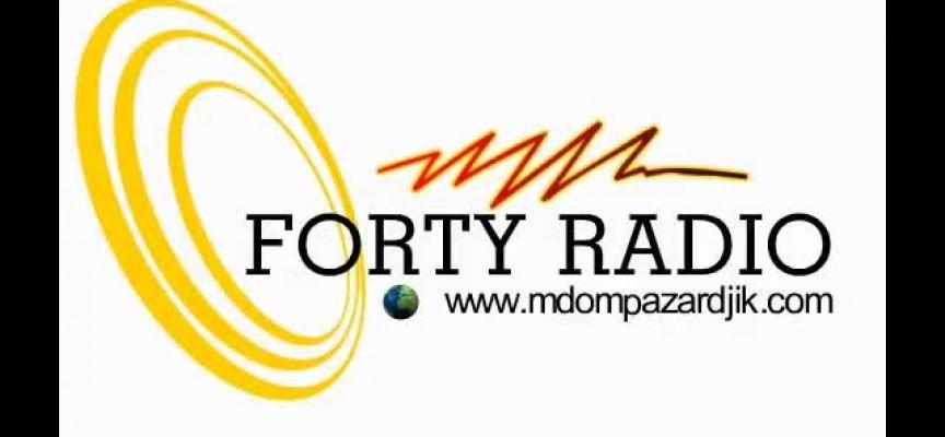 """""""Форти радио"""" навърши пет години, честито колеги"""
