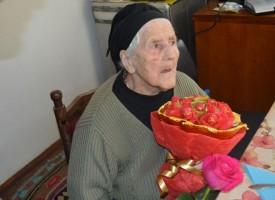 Почина 106 годишната баба Мария Мухова от Оборище