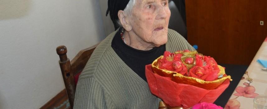 Баба Мария, на 107 г. от Оборище е най-възрастна в областта