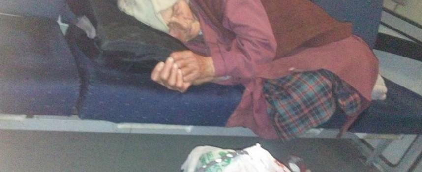 Мистерията с бабата от влака се заплита