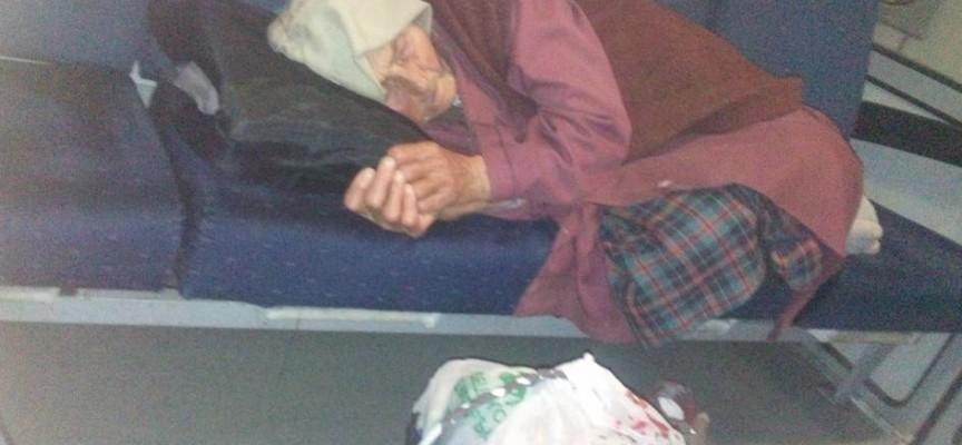 Бабата от влака е от Асеновград