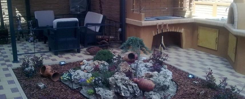 Март – подходящото време за алпинеума в двора