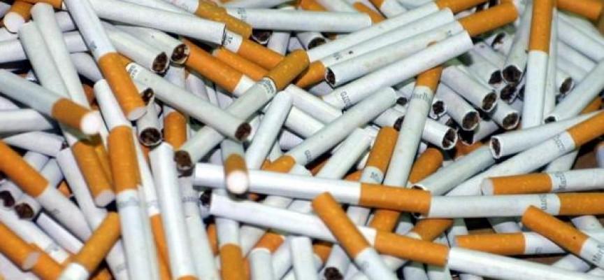 200 цигари без бандерол иззеха от Братаница