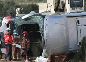 Черна неделя: 14 студенти загинаха в Североизточна Испания