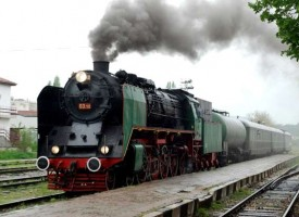 Само утре до 20.30 ч.: Парният локомотив на теснолинейката ще бъде във Велинград
