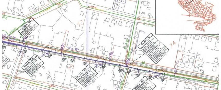 В Септември: Съвсем скоро започва генерален ремонт на напорния водопровод по Главната