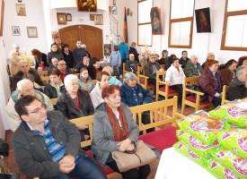 Арменската общност в Пазарджик се поздрави с Возкресение, защо днес?