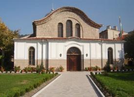 Брациговската църква днес почита закрилника на града Йоан Предтеча