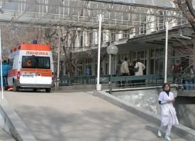 В Харманли: Две годишно дете падна от осмия етаж