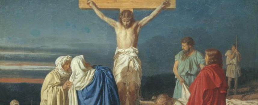 Разпети петък: Вечернята с изнасянето на плащеницата на Исус Христос