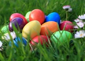 Как да сварим яйцата за Великден без да се напукат?