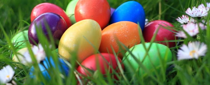 Стрелча: На Светли четвъртък търкалят яйцата в местността Света Петка