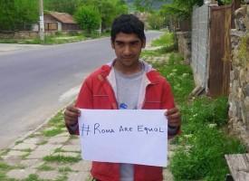 Кампания в Туитър защитава ромът Митко от Овчеполци