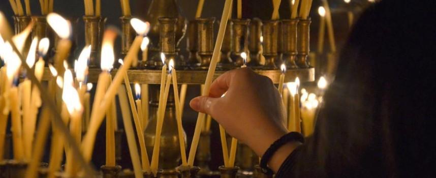 Благодатният огън слезе в Йерусалим