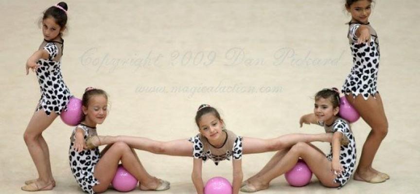 """В Панагюрище: Зала """"Арена Асарел"""" ще приеме най-малките ни надежди в художествената гимнастика"""