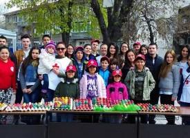 На Велики четвъртък: Червенокръстци ще боядисват 1643 яйца в парка