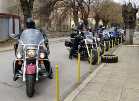 Пазарджишките рокери подкрепиха протеста в София