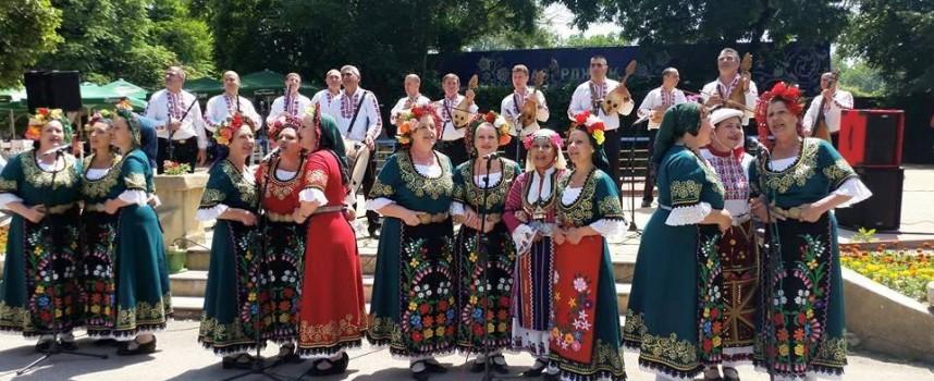 """Ансамбъл """"Пазарджик"""" гостува днес на БНТ"""