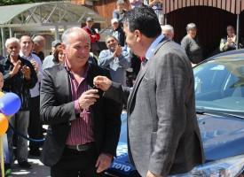 Сашо Сеферинкин: Бях на лозето като разбрах, че печеля колата