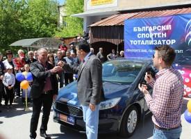 Део идва в Пазарджик в петък, пазарджиклия ще получи нова кола от Спорт – тото