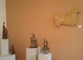 """Само до 20 април: Виж изложба """"Скулптура"""" в арт-галерия """"Георги Машев"""""""