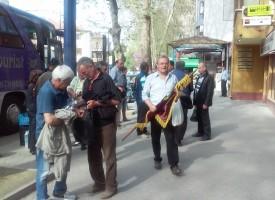 НФСБ – Пазарджик подкрепи производителите на домашна ракия на протеста в София
