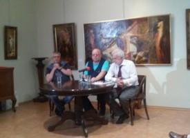 Неопитомени думи: Многоликият Румен Леонидов