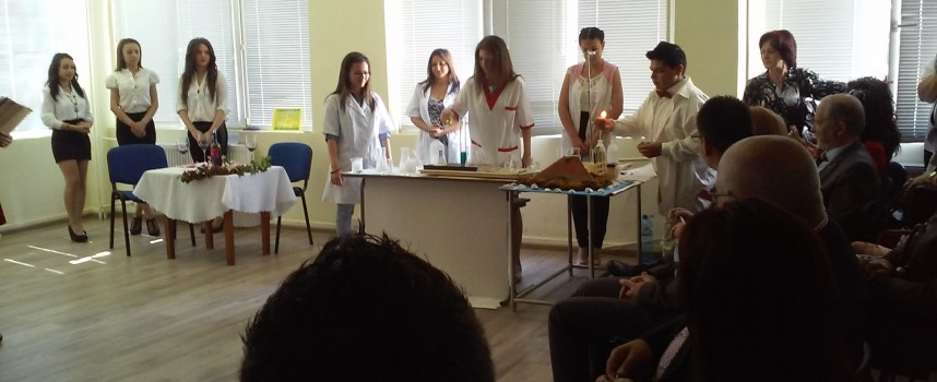 Празник на професиите събра деца, родители и учители в Химията