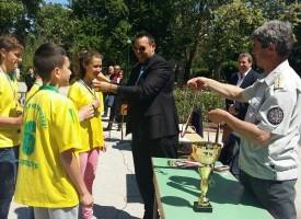 """Отборът на МГ """"К. Величков"""" е победител в областното ученическо състезание"""