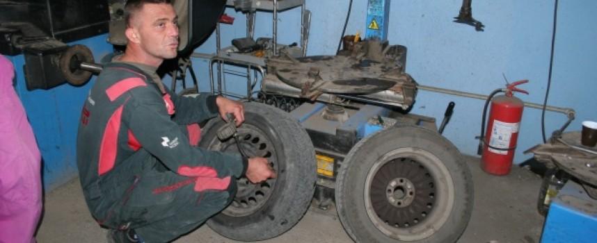 Сменихте ли зимните с летни гуми?