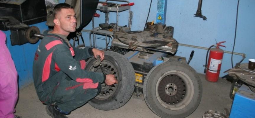 Сменята гумите? А какво става със старите? Ето какво трябва да се направи