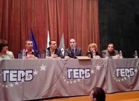 Цветанов в Пазарджик: България и ЕC се нуждаят от системни партии, които  могат да носят отговорност