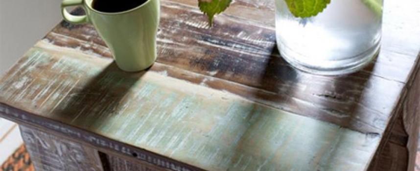 Направи си сам: Винтидж мебелите са модерни и създават уют