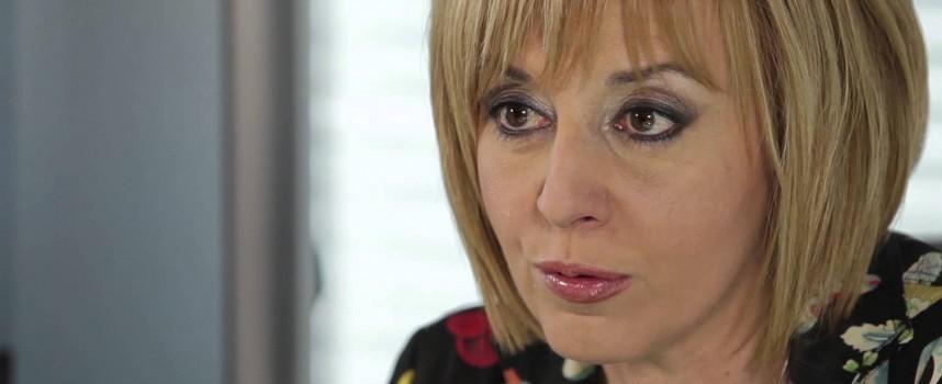 Мая Манолова: Правата на хората с увреждания се неглижират