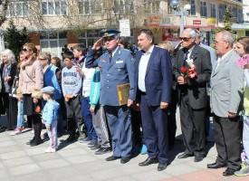 Шефът на военните изпрати благодарствен хабер на кмета на Септември