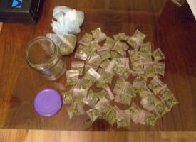 Тийнейджър с дрога задържаха в Дорково