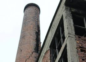 """УТРЕ: Взривяват комина на старата Оцетена фабрика на ул. """"Кочо Честименски"""""""