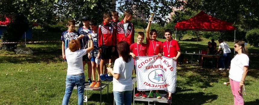 """""""Шампион"""" – ите завършиха сезона по шампионски – 3 отборни титли и 2 индивидуални медала"""