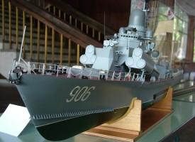 На Острова: Стъпки водят към изложбата на корабомоделистите