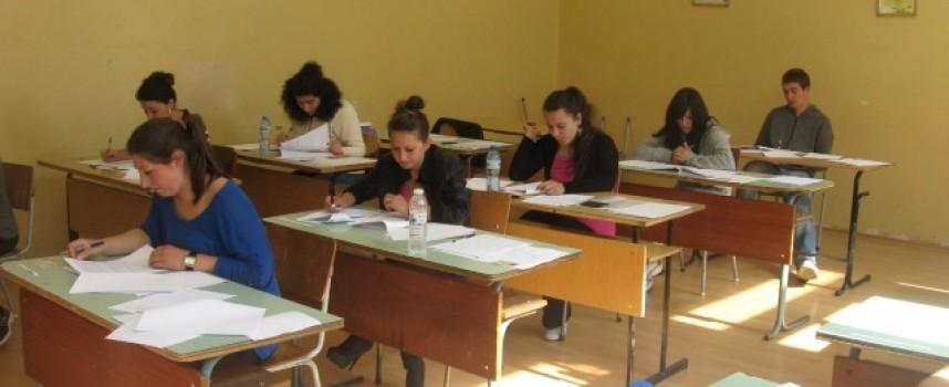 УТРЕ: Матурата по БЕЛ за зрелостниците и приемен изпит за завършилите седми клас