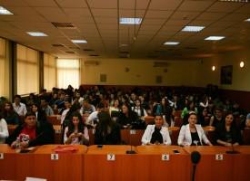 168 пълни отличници абитуриенти получиха грамота от кмета Тодор Попов
