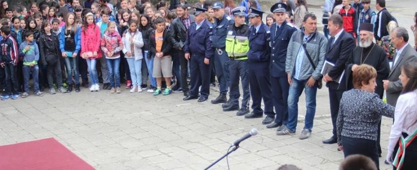 В Септември вече има Детско полицейско управление