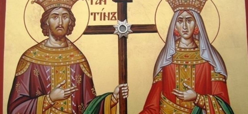 Знаете ли, че: Света Елена е покровителка на археолозите, трудните бракове, разведените и императриците