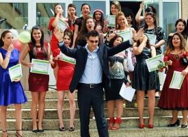 Професионалната гимназия по химия стартира баловете в Пазарджик