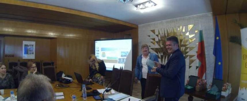 Брацигово получи златен приз за екопроекти